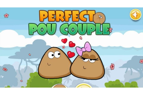 Pou Couple-POU GAME-Android Video Game - YouTube