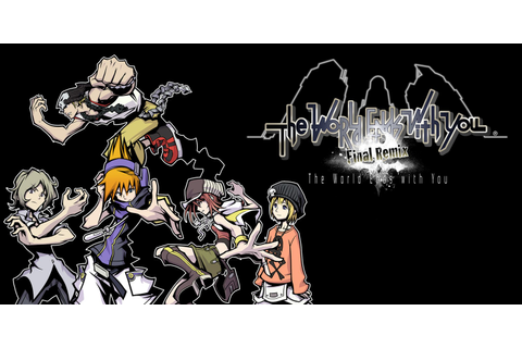 The World Ends With You -Final Remix- | Nintendo Switch ...
