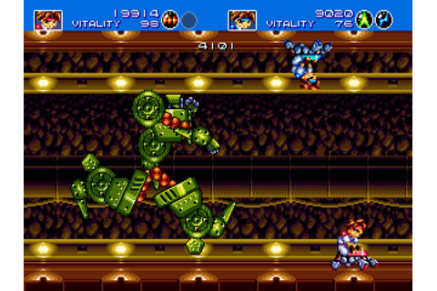 3D Gunstar Heroes revitalizes Treasure's debut action title