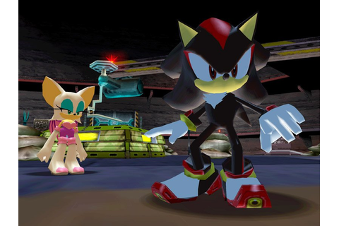 Shadow The Hedgehog (GCN / GameCube) News, Reviews ...