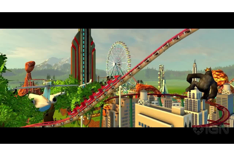 Roller Coaster Tycoon World Gameplay: 10 Interesting Facts ...