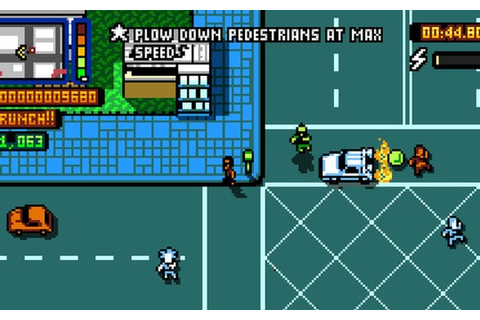 Retro City Rampage™ DX on Steam - PC Game | HRK