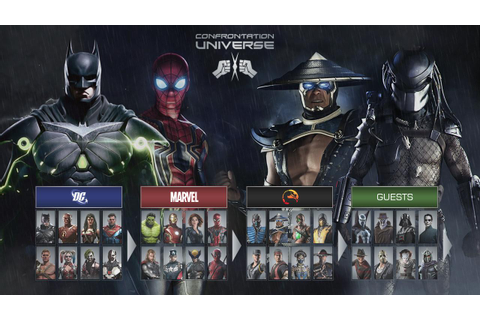 Confrontation Universe. Hope this game will be out some ...