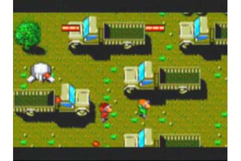 Time Soldiers Game Sample - Sega Master System - YouTube