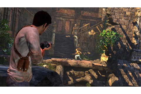 UNCHARTED: Drake's Fortune® Game | PS3 - PlayStation