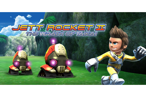Jett Rocket II: The Wrath of Taikai | Nintendo 3DS ...