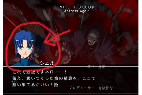Melty Blood Game Free: Software Free Download ...