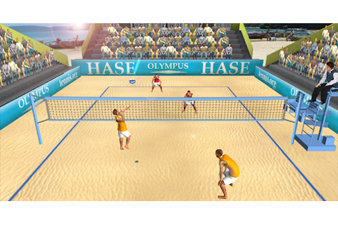 Download- Beach Volleyball World Cup Apk v1.0 Download ...