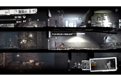This War Of Mine Game wallpapers (85 Wallpapers) – HD ...