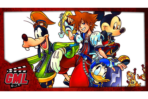 KINGDOM HEARTS RE CODED fr - FILM JEU COMPLET - YouTube