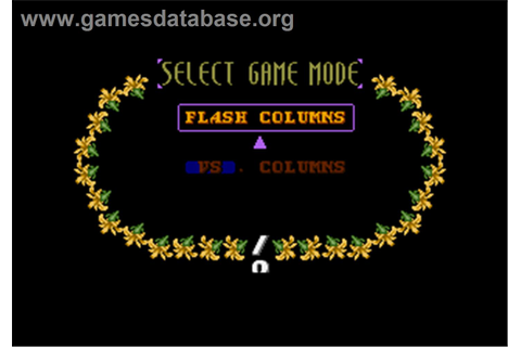 Columns II: The Voyage Through Time - Arcade - Games Database