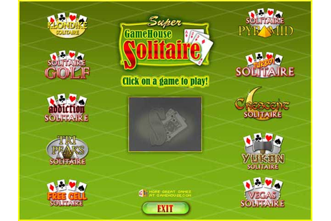 Super GameHouse Solitaire | GameHouse
