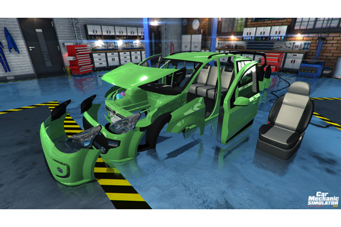 Save 90% on Car Mechanic Simulator 2015 on Steam