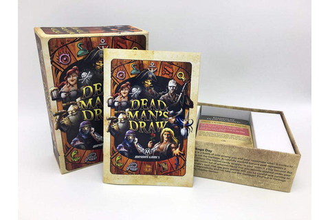 Dead Man's Draw – Mayday Games