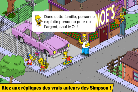 Les Simpson™ Springfield – Applications Android sur Google ...