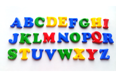 A to Z English Words|ABCDE Phonics|ABC Writing Letters ...