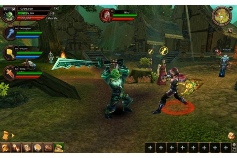 Order & Chaos Online Game Apps For Laptop, Pc, Desktop ...
