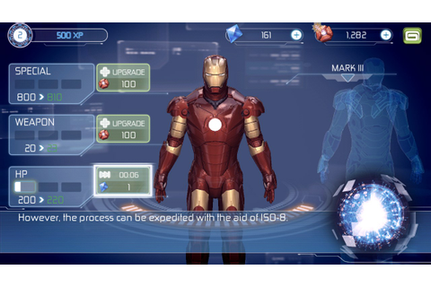 Iron Man 3 – Games for Android – Free download. Iron Man 3 ...