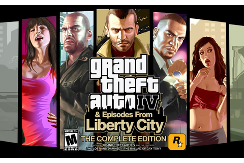 Grand Theft Auto IV Complete Edition | sickgamestore