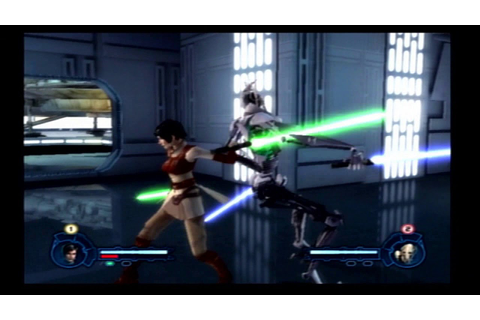 Star Wars Episode III Revenge of the Sith - Versus mode ...