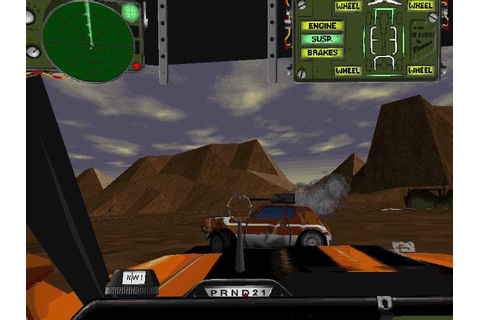 Interstate '76 - PC Review and Full Download | Old PC Gaming