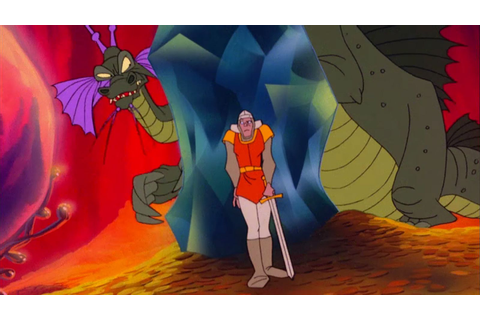 Dragon's Lair creators turn to Kickstarter to raise money ...