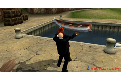 Hitman 2 Silent Assassin Free Download - Game Maza