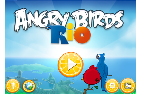 Download Angry Birds Rio PC Full Version ~ Giatbanget