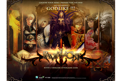 Avalon Game Online Wallpapers | online game wallpapers