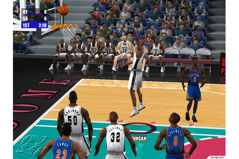 NBA Live 2001 Screens - IGN