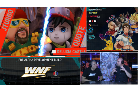 Crystal Crisis Pre-Game Show at WNF - YouTube