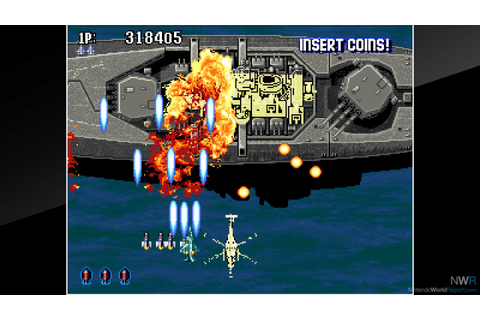 Aero Fighters 2 - Game - Nintendo World Report
