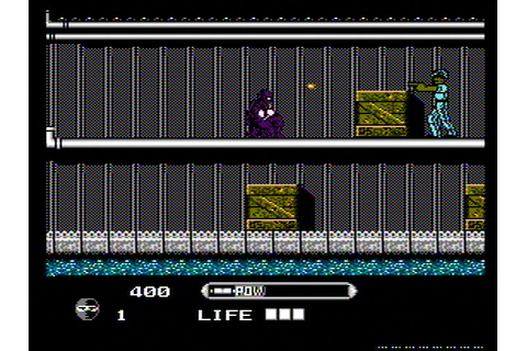 Download Wrath of the Black Manta (NES) - My Abandonware