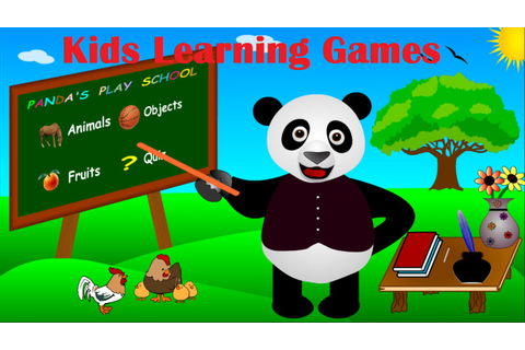 Kids Learning Games - YouTube