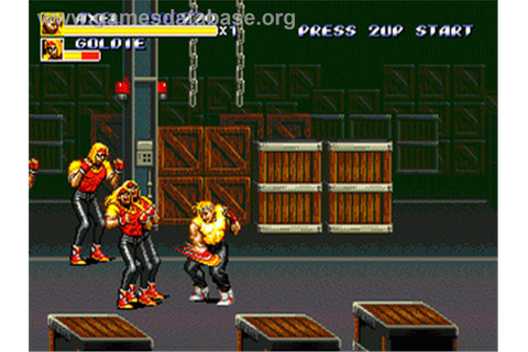 Streets of Rage 3 - Sega Genesis - Games Database
