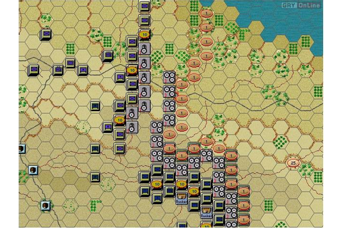 Panzer Campaigns 4: Tobruk '41 - screenshots gallery ...