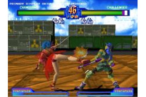 Battle Arena Toshinden 2 Download (1997 Arcade action Game)