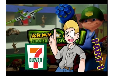 7-11 Games: Army Men: Soldiers of Misfortune - YouTube