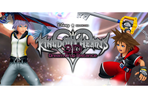 KINGDOM HEARTS 3D [Dream Drop Distance] | Nintendo 3DS ...