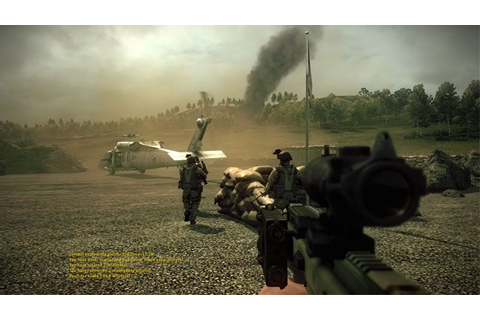 Operation Flashpoint: Dragon Rising GAME MOD Squad Level ...