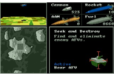 Zeewolf (Amiga) Game Download
