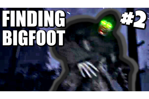 BIGFOOT ATTACKS!! | Finding Bigfoot Gameplay [#2] - YouTube