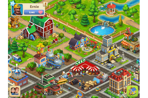 Download Township on PC with BlueStacks