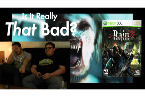 Vampire Rain (360) | Is It Really That Bad? - YouTube
