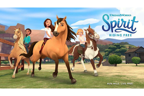 See new episodes of Spirit Riding Free on POP and get a ...