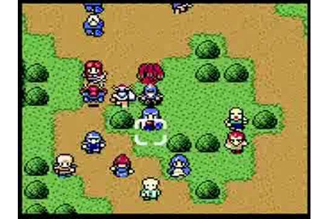 Shining Force Gaiden Final Conflict : Max - YouTube