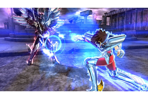 Saint Seiya: Soldiers' Soul [PC Games-Digital] • World of ...