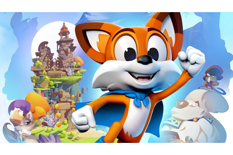 Super Lucky's Tale Review - IGN