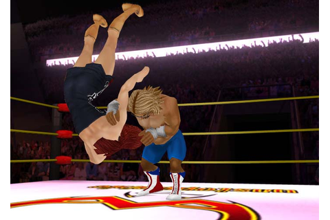 "Wrestling-Online.com Archives | ""Wrestler: Unstoppable"" 3D ..."