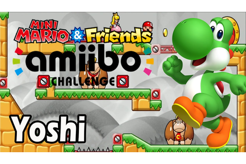 Mini Mario & Friends Amiibo Challenge - Part 6 - Mini ...